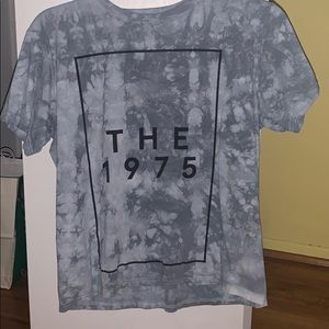 The 1975 short tee shirt